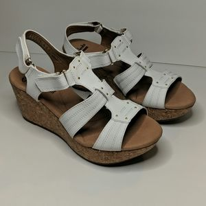Clarks Collection Wedges - Size 7